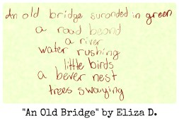 An Old Bridge by Eliza D.