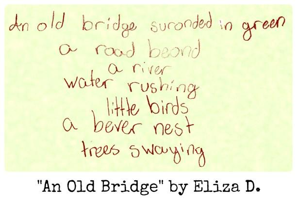 An Old Bridge by Eliza D.