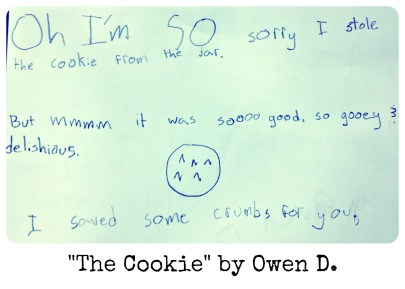 The Cookie by Owen D.