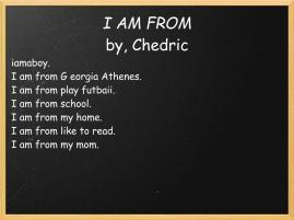Chedric