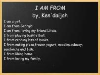 Ken'daijah