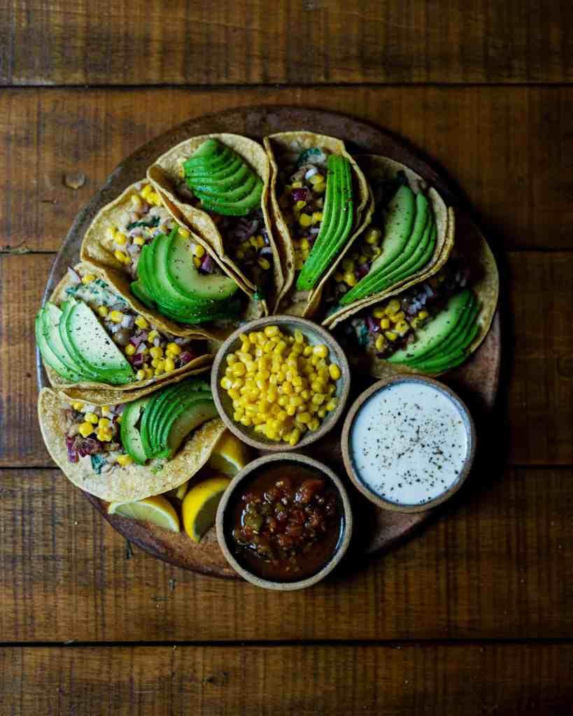 vegan nachos the best vegan restaurants in Tulum