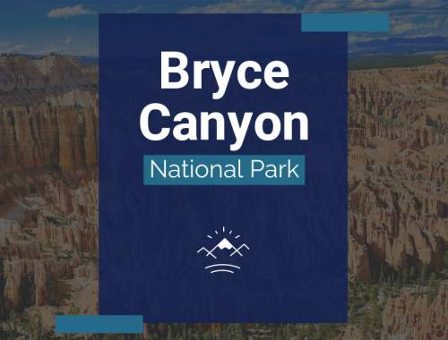 Bryce Canyon National Park Itinerary Cover Photo