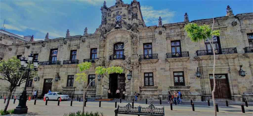 Old Building in Guadalajara