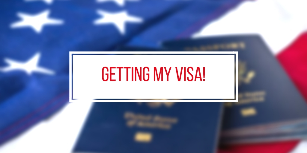 T-minus 14 Days & Getting My Visa