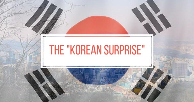 Random Acts of Kindness in Korea