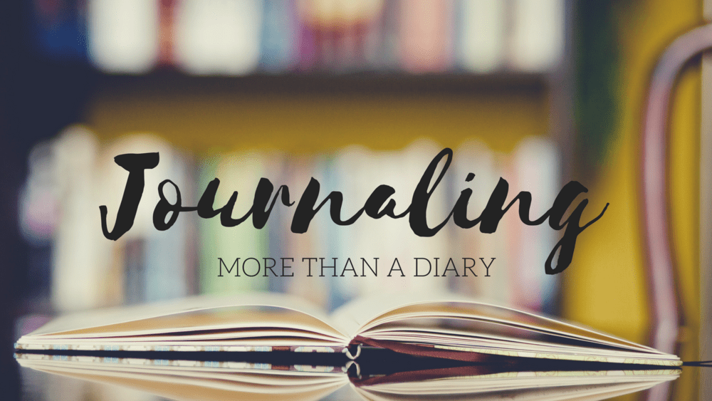 Journaling & How It Has Improved My Mental Health