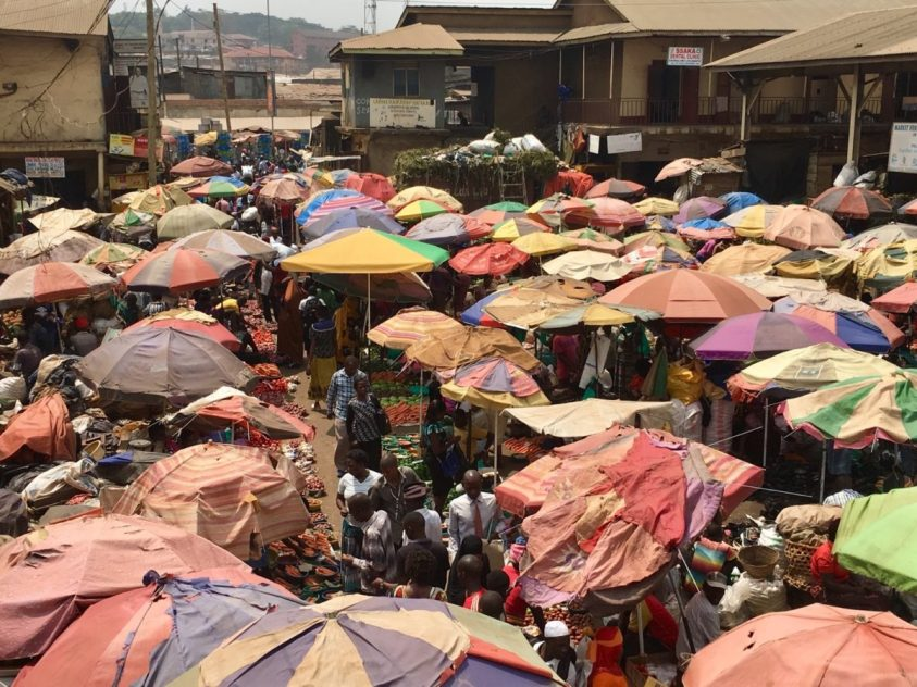 Owino Daily Market - Free Walking Tour in Kampala Uganda | Ummi Goes Where?