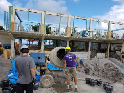 Noch mehr Beton