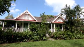 Balenbouche Estate, St Lucia