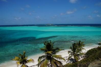 James Bay, Tobago Cays