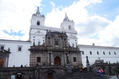 Die größte Kirche der Stadt inkl. angeschlossenem Kloster