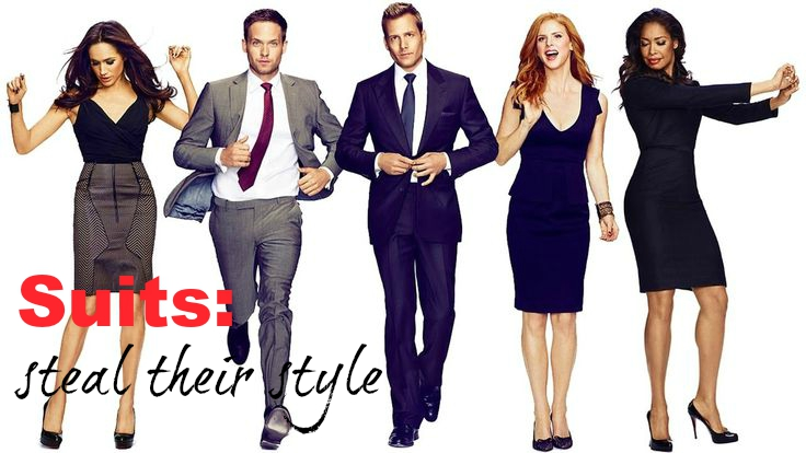 Steal Their Style: The cast of Suits