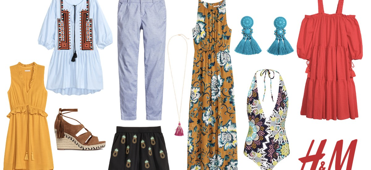 My Top 10 H&M New Zealand Spring Picks