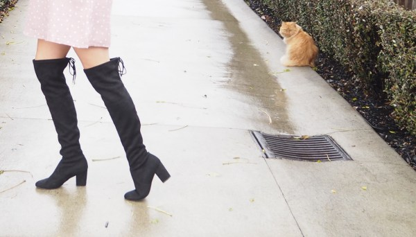 1 Item, 3 Ways: The Over The Knee Boots