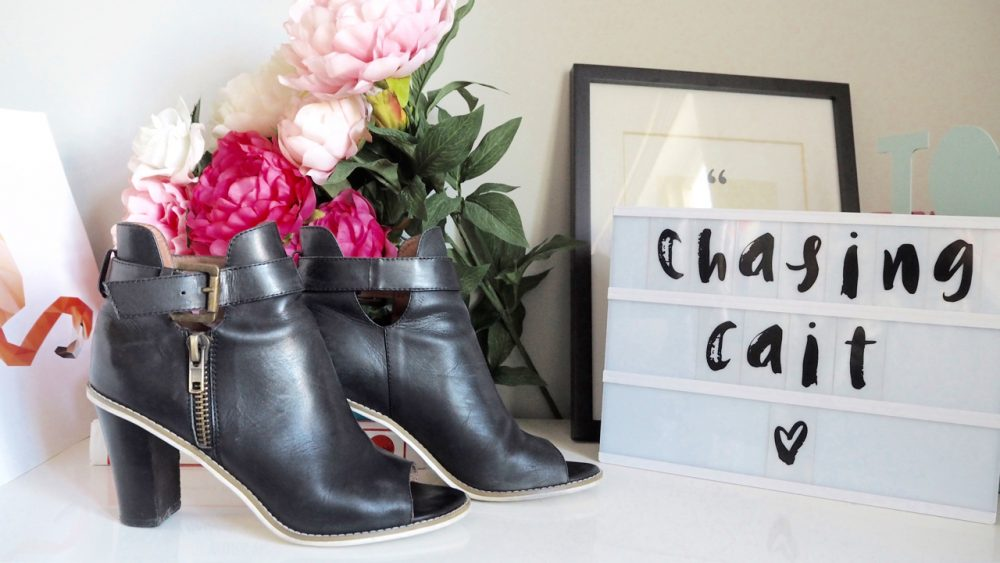 The Toeless Boot – the most versatile ankle boot yet!