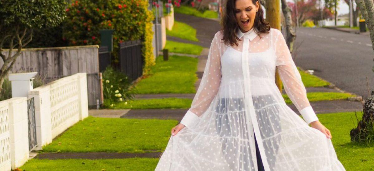 Trend to Try: Sheer Fabrics