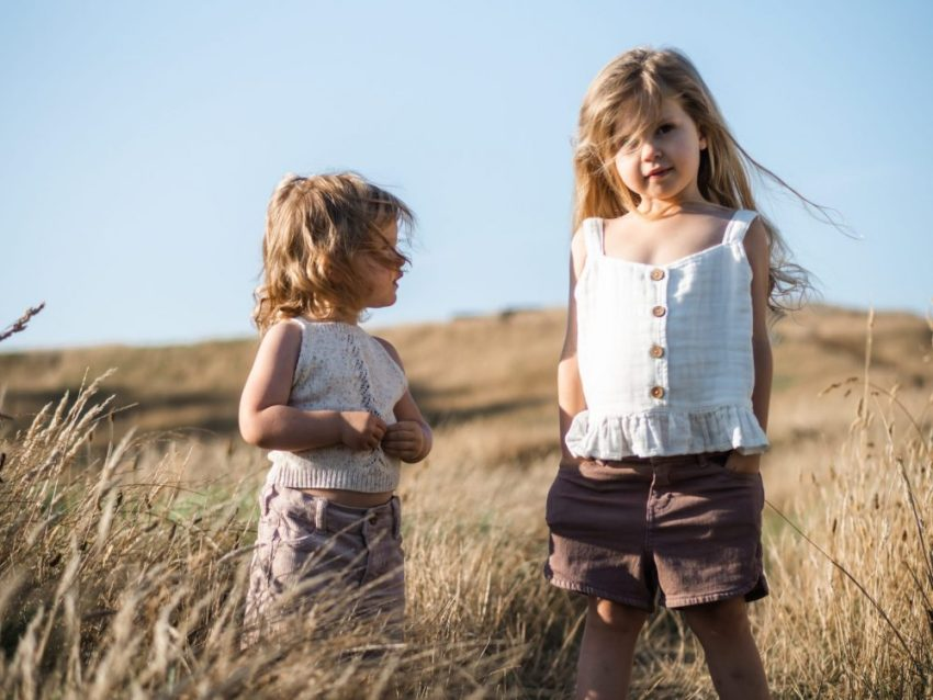 The cutest kids range you ever did see