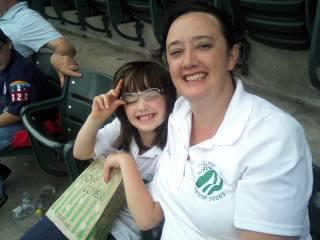 Buckelist Goal Achieved: Volunteer for Girl Scouts to help my daughter