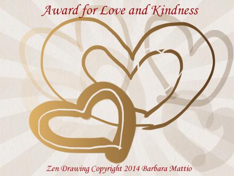 Love & Kindness Award
