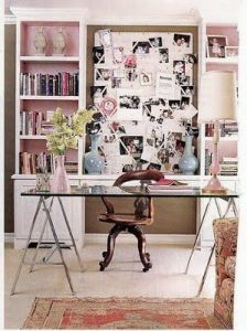 http://www.inspirebohemia.com/2011/07/home-offices-and-craft-rooms-part-ii.html
