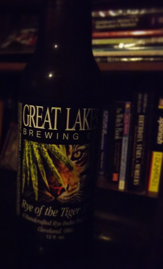 Rye of the Tiger: Great Lakes Brewing Company