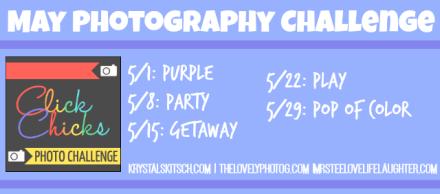 Click Chicks Photo Challenge: Purple