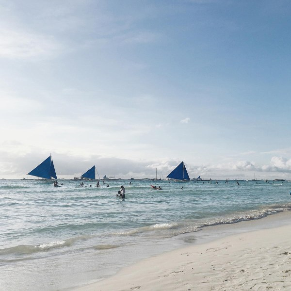 Photographs from Boracay