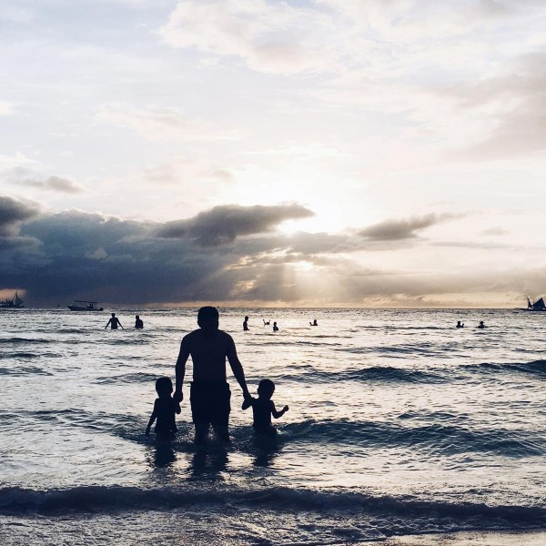 Boracay with Kids