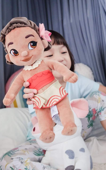 Moana: A Homecoming Celebration, Disneyland Hongkong