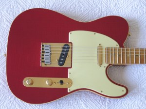 40th Anniversary Custom Shop Telecaster