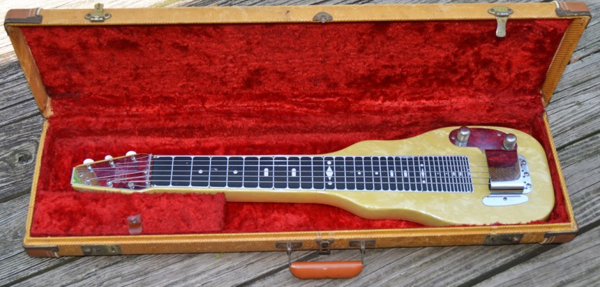 Early 1950s Fender Champion Lap Steel