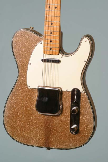 Don Rich Gold Telecaster
