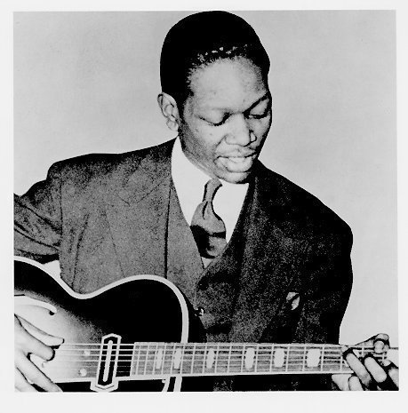Charlie Christian with Gibson ES-150