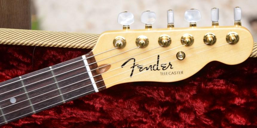 Genuine Fender neck