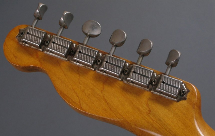 Original 1955 Esquire - no line tuners
