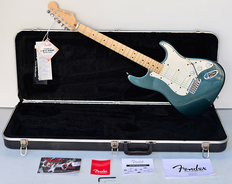 Fender original case