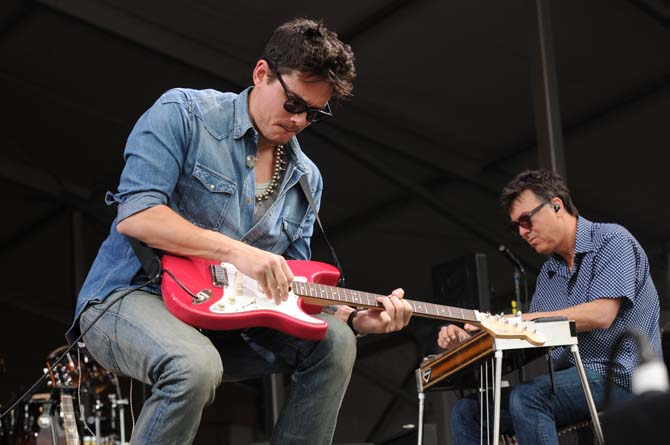 John Mayer Red Stratocaster