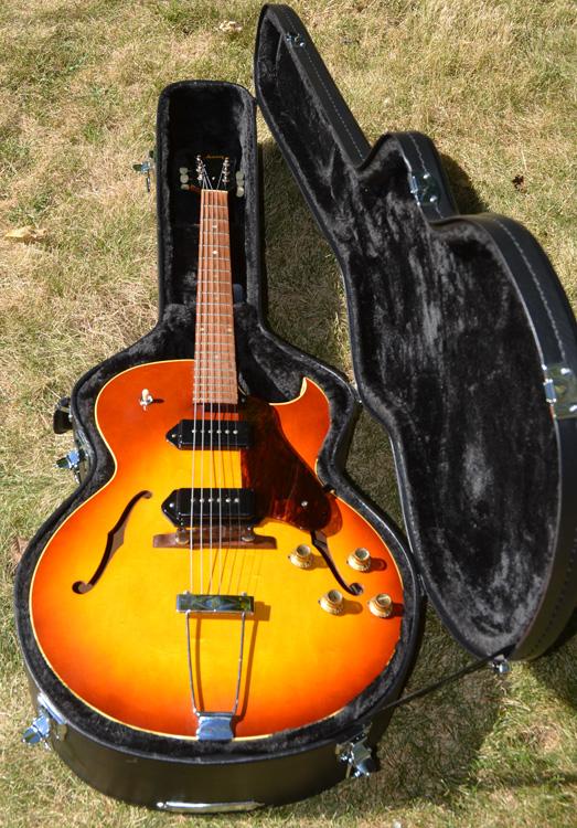 1966 Gibson ES-125CD