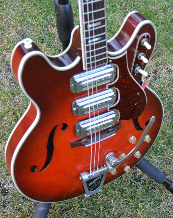 Guitar vintage serial numbers harmony Identifying Vintage