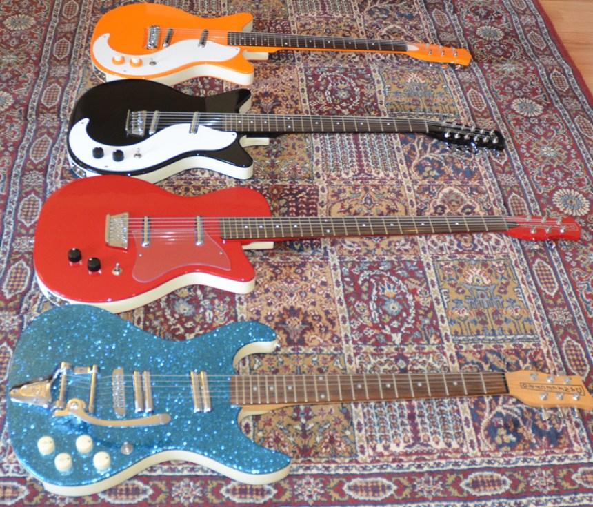 Danelectros - Hodad, Baritone, 12 String, 59M NOS