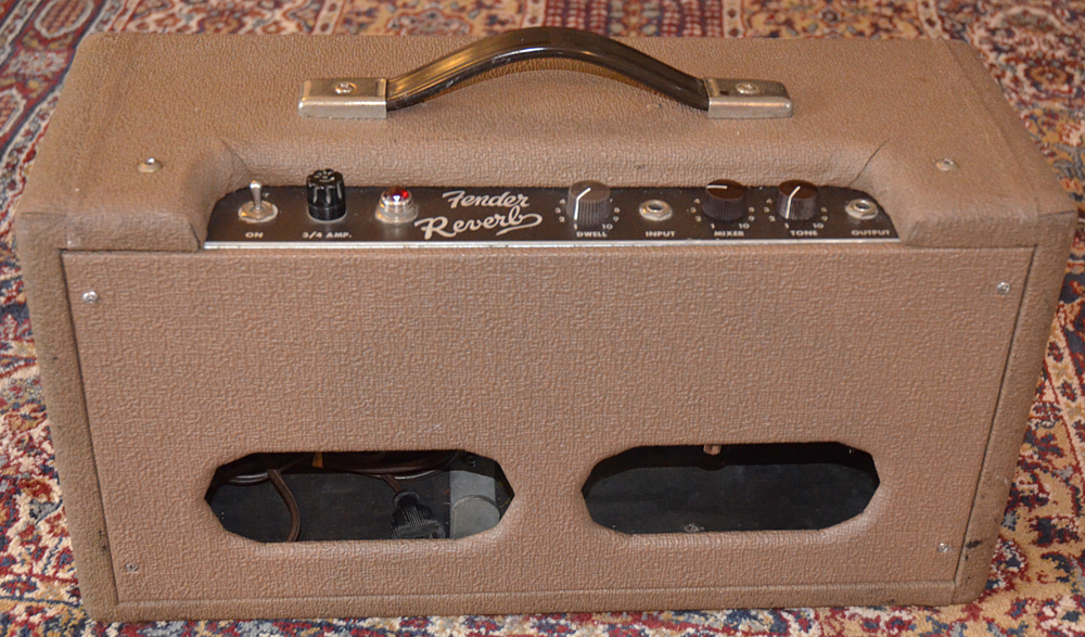Please recommend single tube reverb circuit  - Page 2 - The Amp Garage