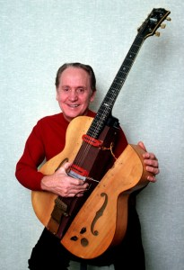 "Les Paul with ""the Log"""