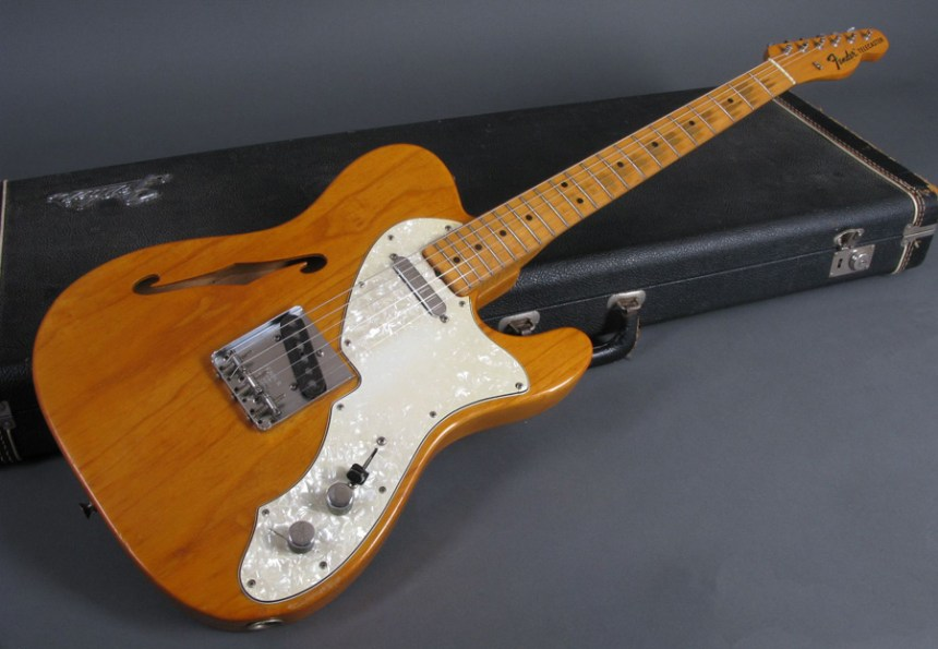 1968 Fender Thinline Telecaster