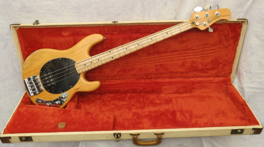 1977 Music Man Stingray Bass