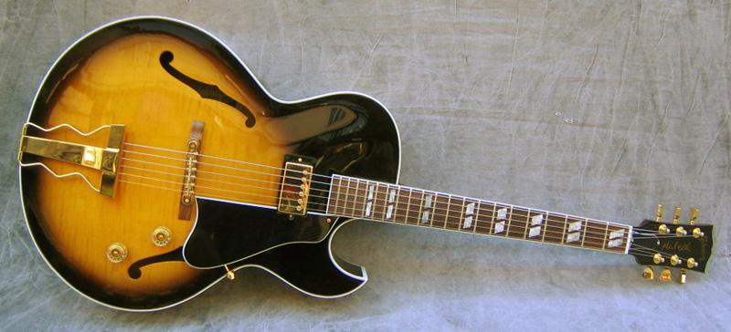 1997 Gibson ES-165 Herb Ellis guitar