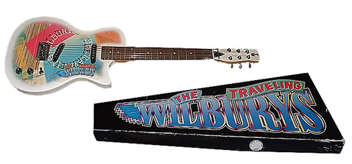 Traveling Wilburys guitar made by Gretsch