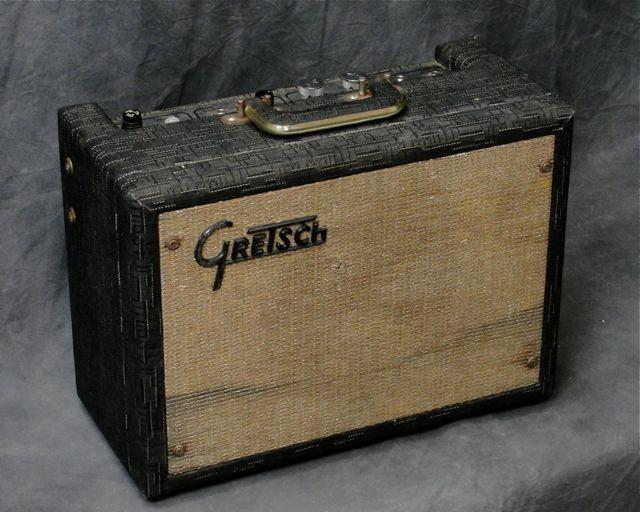 Gretsch Amp likely made by Valco