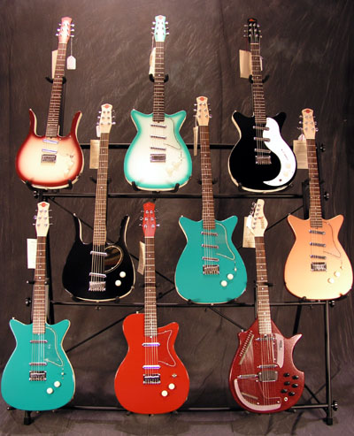 Jerry Jones Guitars