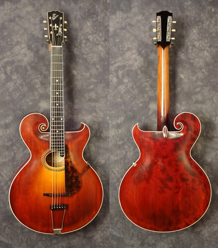 1918 Gibson Style O Acoustic Archtop